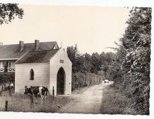 Stambruges,cartes postales,chapelle st roch