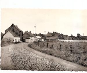 Stambruges,rue de Beloeil,cartes postales