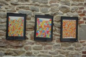 parcours d'artistes beloeil,Laurent,peintre