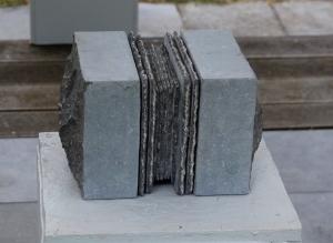 Parcours D'artistes 2012,Delguste,Bernard Larivière sculpteur