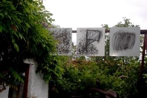 parcours d'artistes de beloeil,laurent houx,Jean-Guy Closset,Sculpteur