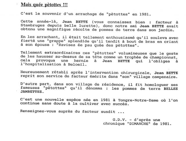 anecdote 1995 Qué petote Jean Bette.jpg