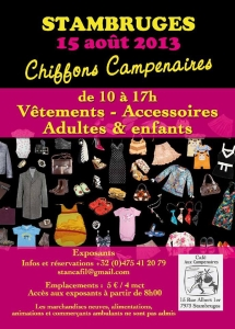 chiffons campenaires