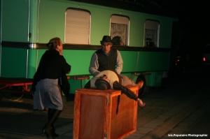 le mètre volé,mpreintes campenaires,foyer culturel de Beloeil,passeurs de rêves,théâtre,stambruges