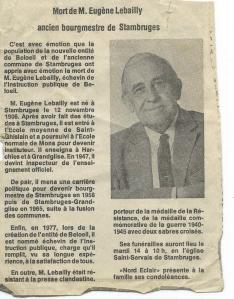Eugène Lebailly
