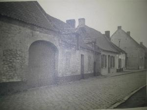rue Antoine Gosselin, Stambruges