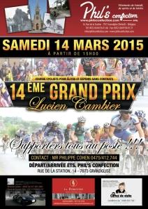 Cyclisme,Prix Lucien Cambier