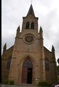 Grandglise,Eglise St Martin