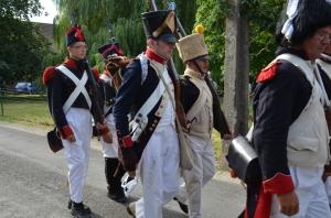 2015 Fête Villageoise Cortège 3 ème Régiment d'Artillerie à Pieds de Stambruges (65).JPG
