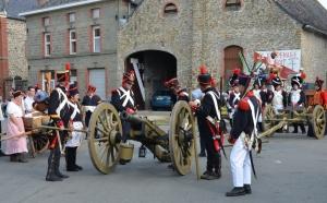 2015 Fête Villageoise Cortège 3 ème Régiment d'Artillerie à Pieds de Stambruges (97).JPG