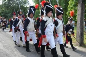 2015 Fête Villageoise Cortège 3 ème Régiment d'Artillerie à Pieds de Stambruges (62).JPG