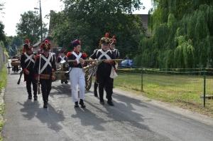 2015 Fête Villageoise Cortège 3 ème Régiment d'Artillerie à Pieds de Stambruges (75).JPG