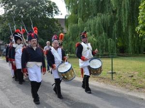 2015 Fête Villageoise Cortège 3 ème Régiment d'Artillerie à Pieds de Stambruges (51).JPG