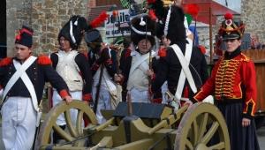 2015 Fête Villageoise Cortège 3 ème Régiment d'Artillerie à Pieds de Stambruges (114).JPG