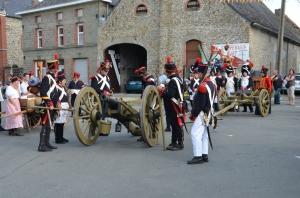 2015 Fête Villageoise Cortège 3 ème Régiment d'Artillerie à Pieds de Stambruges (96).JPG