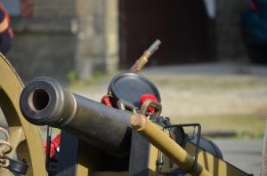 2015 Fête Villageoise Cortège 3 ème Régiment d'Artillerie à Pieds de Stambruges (103).JPG
