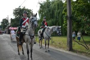 2015 Fête Villageoise Cortège 3 ème Régiment d'Artillerie à Pieds de Stambruges (48).JPG