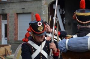 2015 Fête Villageoise Cortège 3 ème Régiment d'Artillerie à Pieds de Stambruges (111).JPG