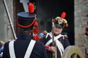 2015 Fête Villageoise Cortège 3 ème Régiment d'Artillerie à Pieds de Stambruges (110).JPG
