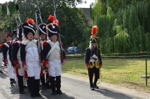 2015 Fête Villageoise Cortège 3 ème Régiment d'Artillerie à Pieds de Stambruges (59).JPG