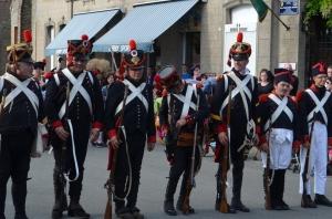 2015 Fête Villageoise Cortège 3 ème Régiment d'Artillerie à Pieds de Stambruges (117).JPG