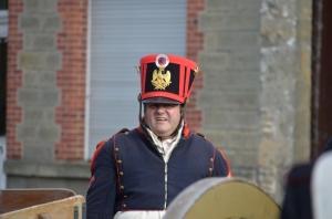 2015 Fête Villageoise Cortège 3 ème Régiment d'Artillerie à Pieds de Stambruges (112).JPG