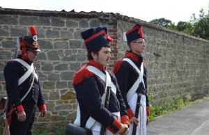 2015 Fête Villageoise Cortège 3 ème Régiment d'Artillerie à Pieds de Stambruges (73).JPG
