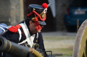 2015 Fête Villageoise Cortège 3 ème Régiment d'Artillerie à Pieds de Stambruges (104).JPG