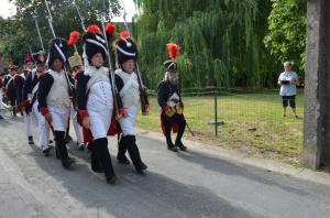 2015 Fête Villageoise Cortège 3 ème Régiment d'Artillerie à Pieds de Stambruges (61).JPG