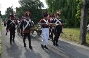 2015 Fête Villageoise Cortège 3 ème Régiment d'Artillerie à Pieds de Stambruges (77).JPG