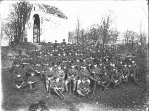 Soldats à la chapelle du buisson.jpg