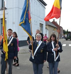 2015 Fête Villageoise Cortège Royale Harmonie de Beloeil (1).JPG