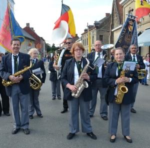 2015 Fête Villageoise Cortège Royale Harmonie de Beloeil (111).JPG