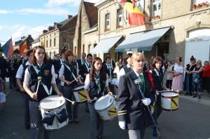2015 Fête Villageoise Cortège Royale Harmonie de Beloeil (98).JPG