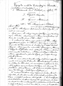 Vol I page 165 à 168 Voyage du comte de Calenberg de Bruxelles-page-001.jpg